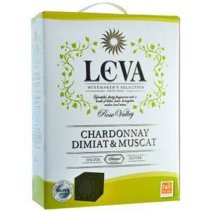 2018 Leva Chardonnay, Dimiat og Muscat